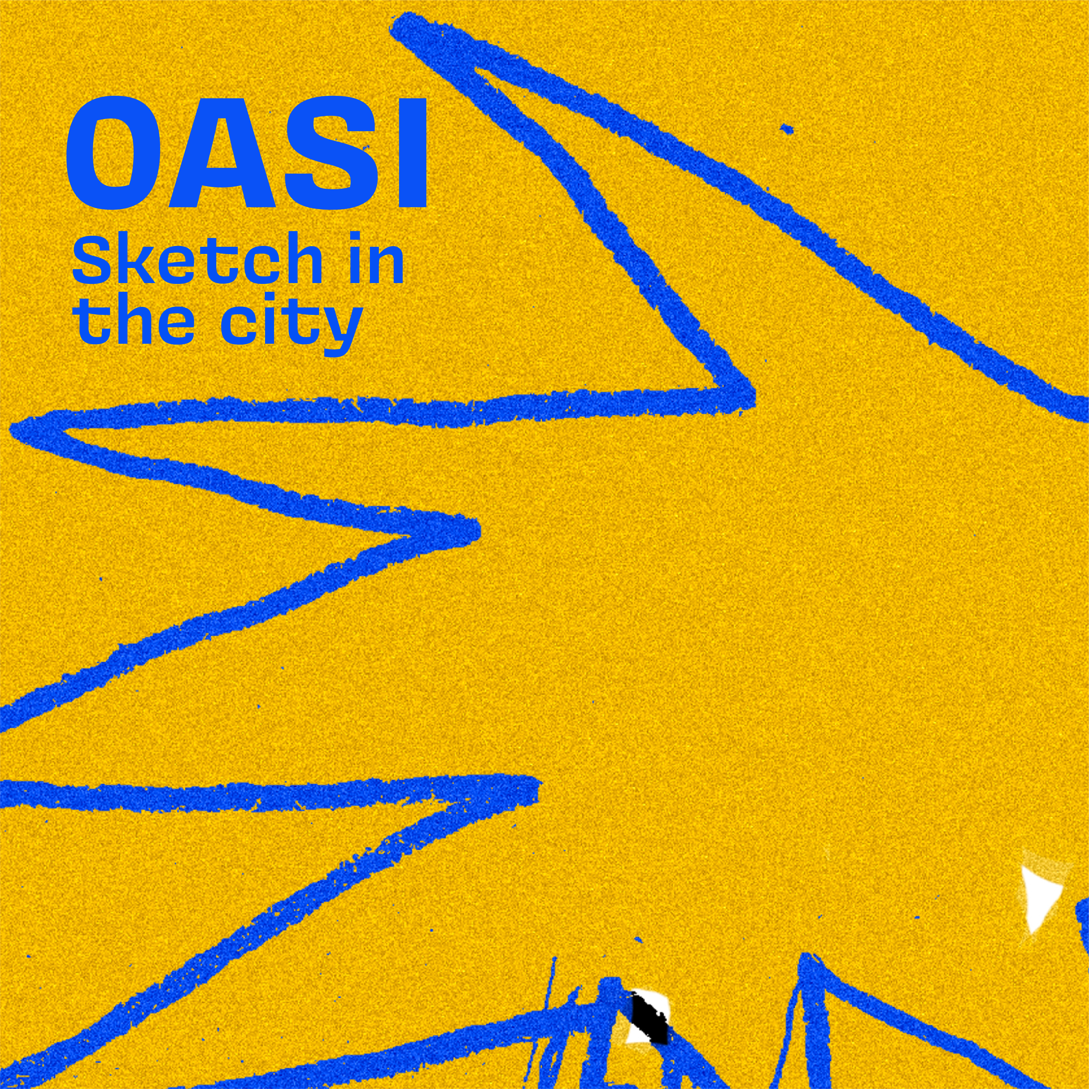 Sketch in the city @Oasi